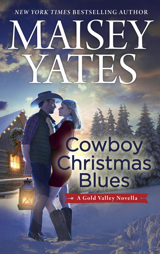 цена Maisey Yates Cowboy Christmas Blues онлайн в 2017 году