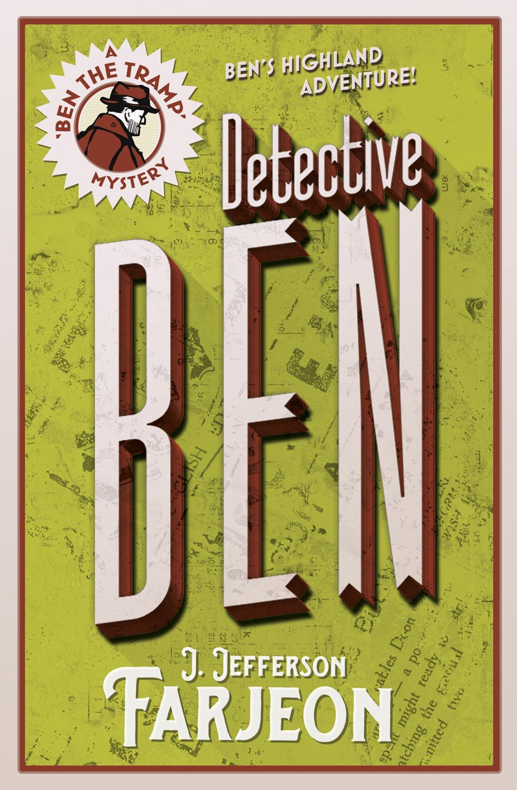 J. Farjeon Jefferson Detective Ben a j behul the guardian of aurum