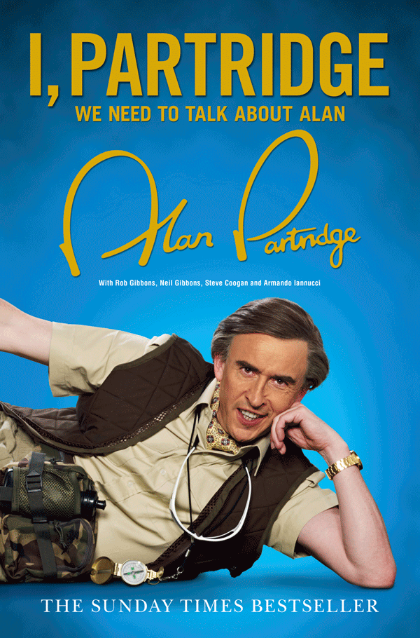 Alan Partridge I, Partridge: We Need to Talk About Alan стоимость