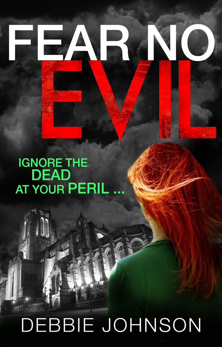 Debbie Johnson Fear No Evil john davis gordon fear no evil