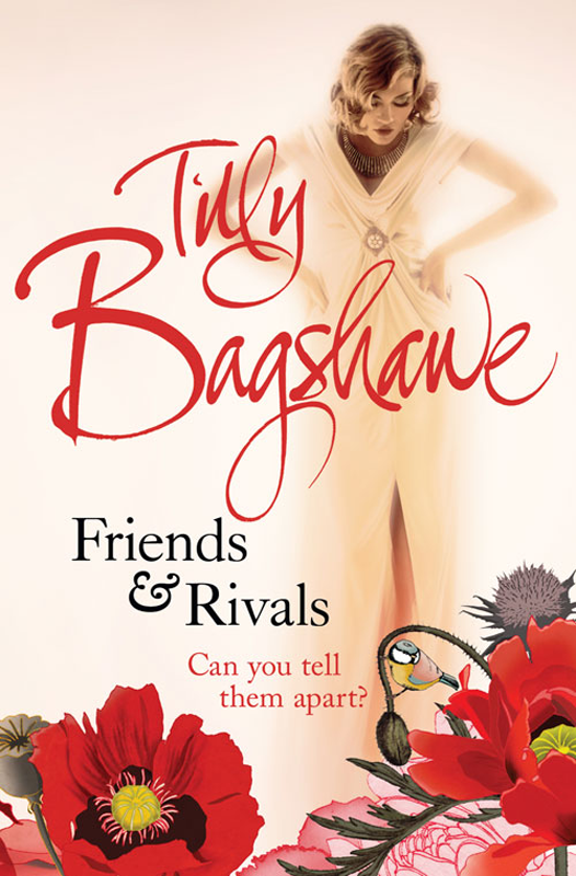 Tilly Bagshawe Friends and Rivals searching for tilly