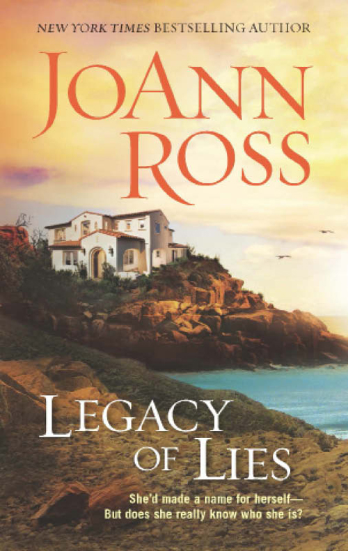 JoAnn Ross Legacy of Lies jill nelson elizabeth legacy of lies