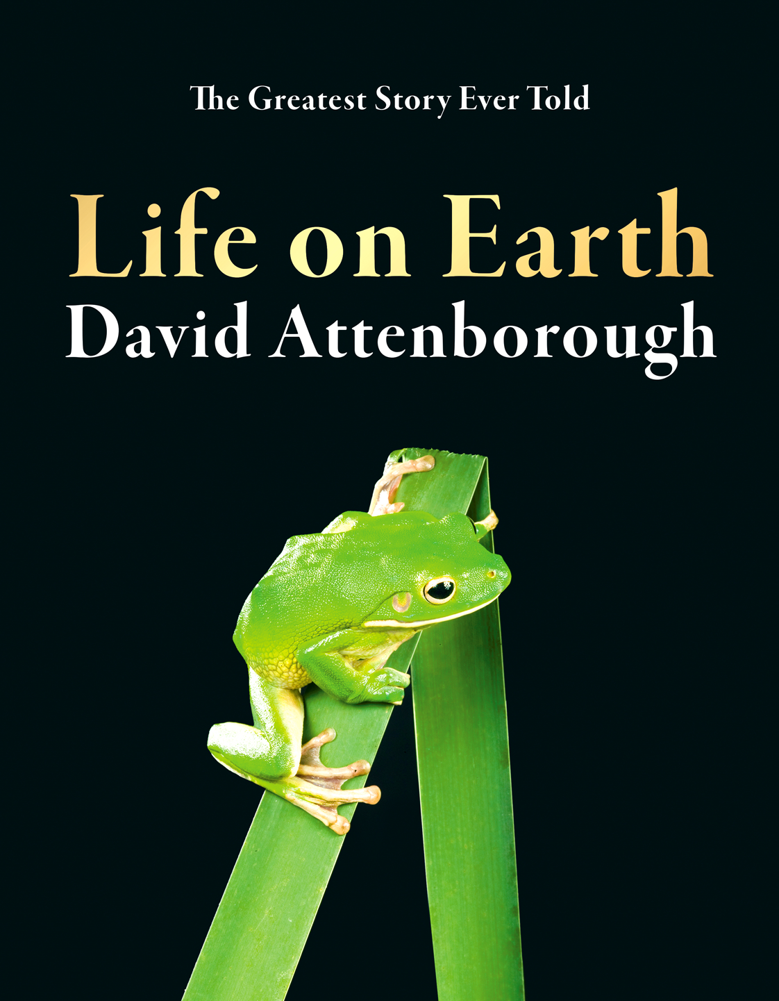 David Attenborough Life on Earth adrian gilpin unstoppable the pathway to living an inspired life