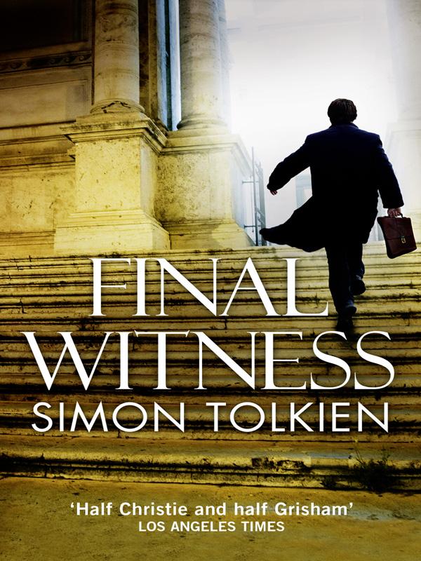 лучшая цена Simon Tolkien Final Witness