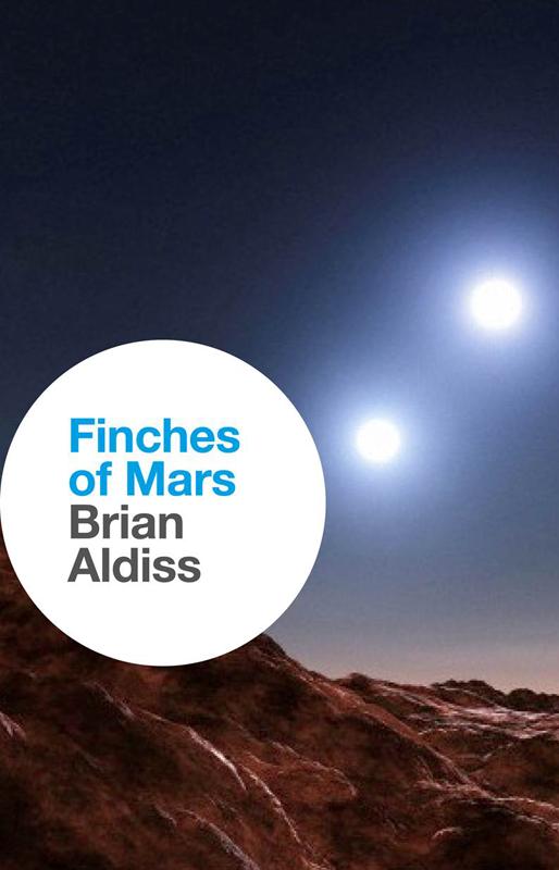 Brian Aldiss Finches of Mars цена и фото