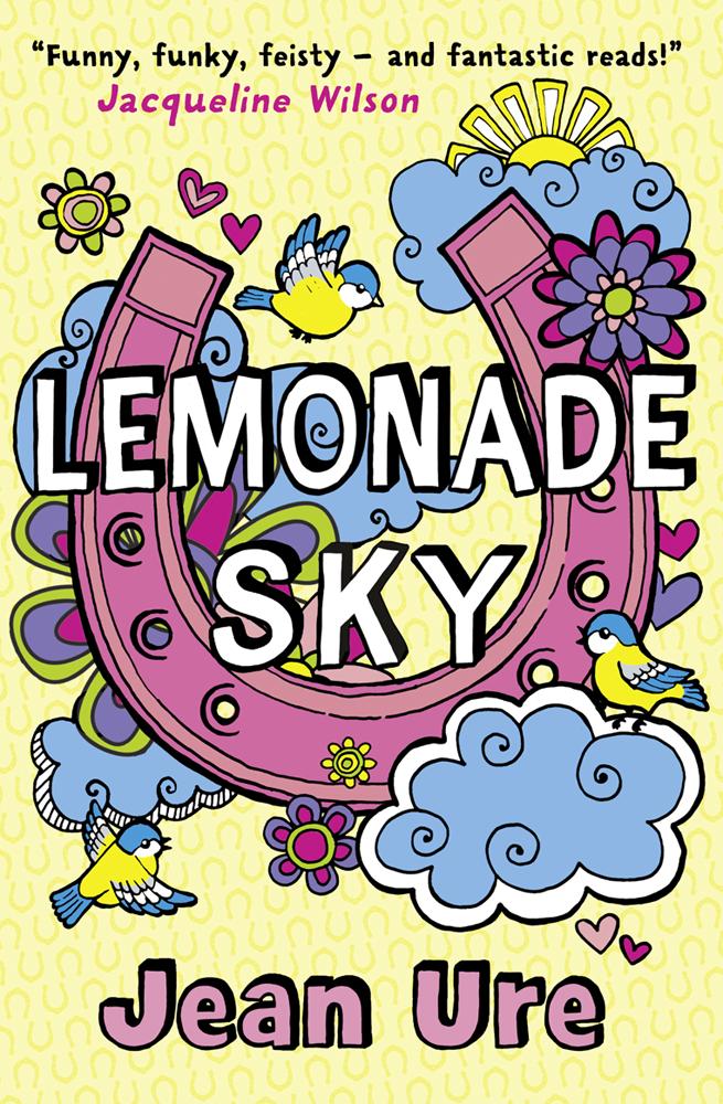 Jean Ure Lemonade Sky jean ure jelly baby