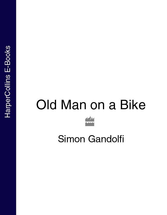 Simon Gandolfi Old Man on a Bike