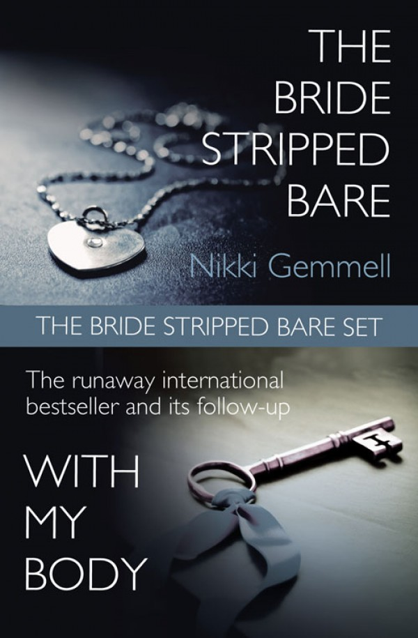 Nikki Gemmell The Bride Stripped Bare Set: The Bride Stripped Bare / With My Body 5811116206 su original bare lamp with housing for vivitek h1080 h1081 h1085fd