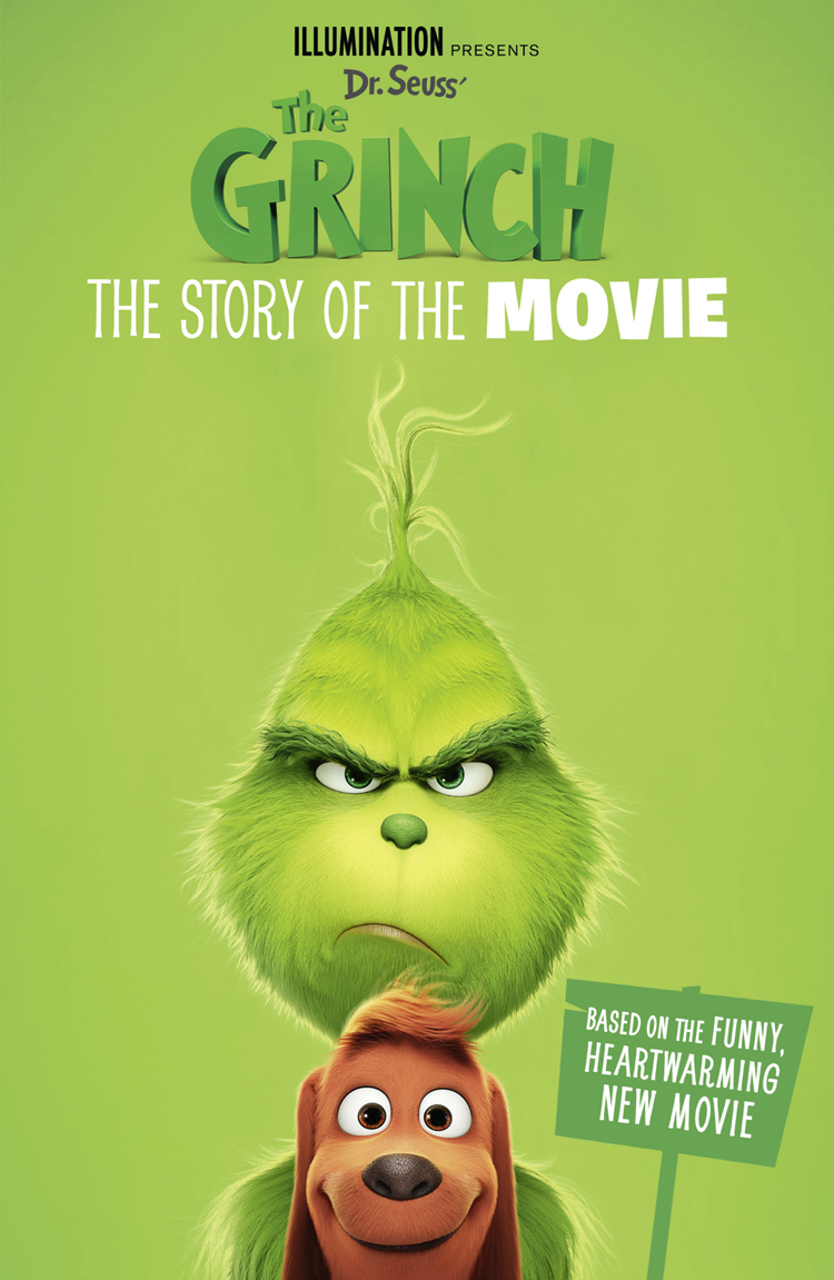 Коллектив авторов The Grinch: The Story of the Movie: Movie tie-in martha alderson the plot whisperer book of writing prompts
