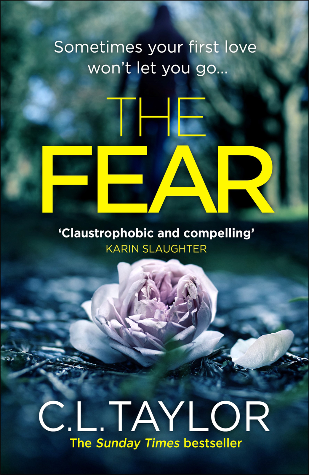 C.L. Taylor The Fear: The sensational new thriller from the Sunday Times bestseller that you need to read in 2018 thor brad apostle ny times bestseller