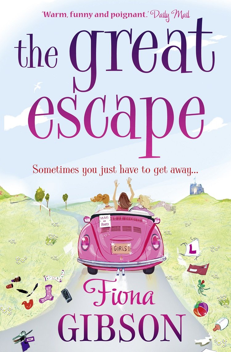 Fiona Gibson The Great Escape: The laugh-out-loud romantic comedy from the summer bestseller tracy buchanan her last breath the new gripping summer page turner from the no 1 bestseller
