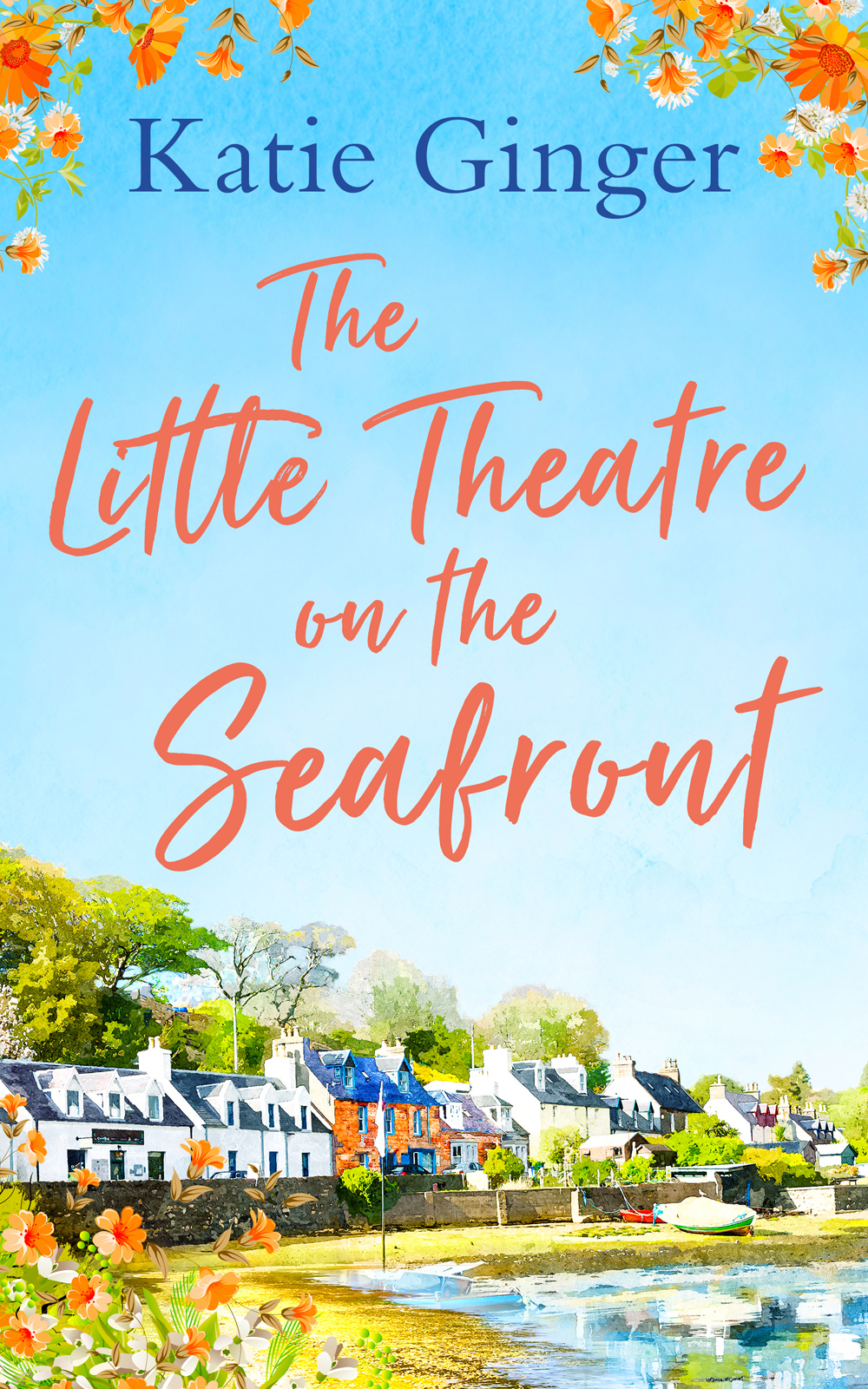 Katie Ginger The Little Theatre on the Seafront: The perfect uplifting and heartwarming read expressionism and expressionist theatre
