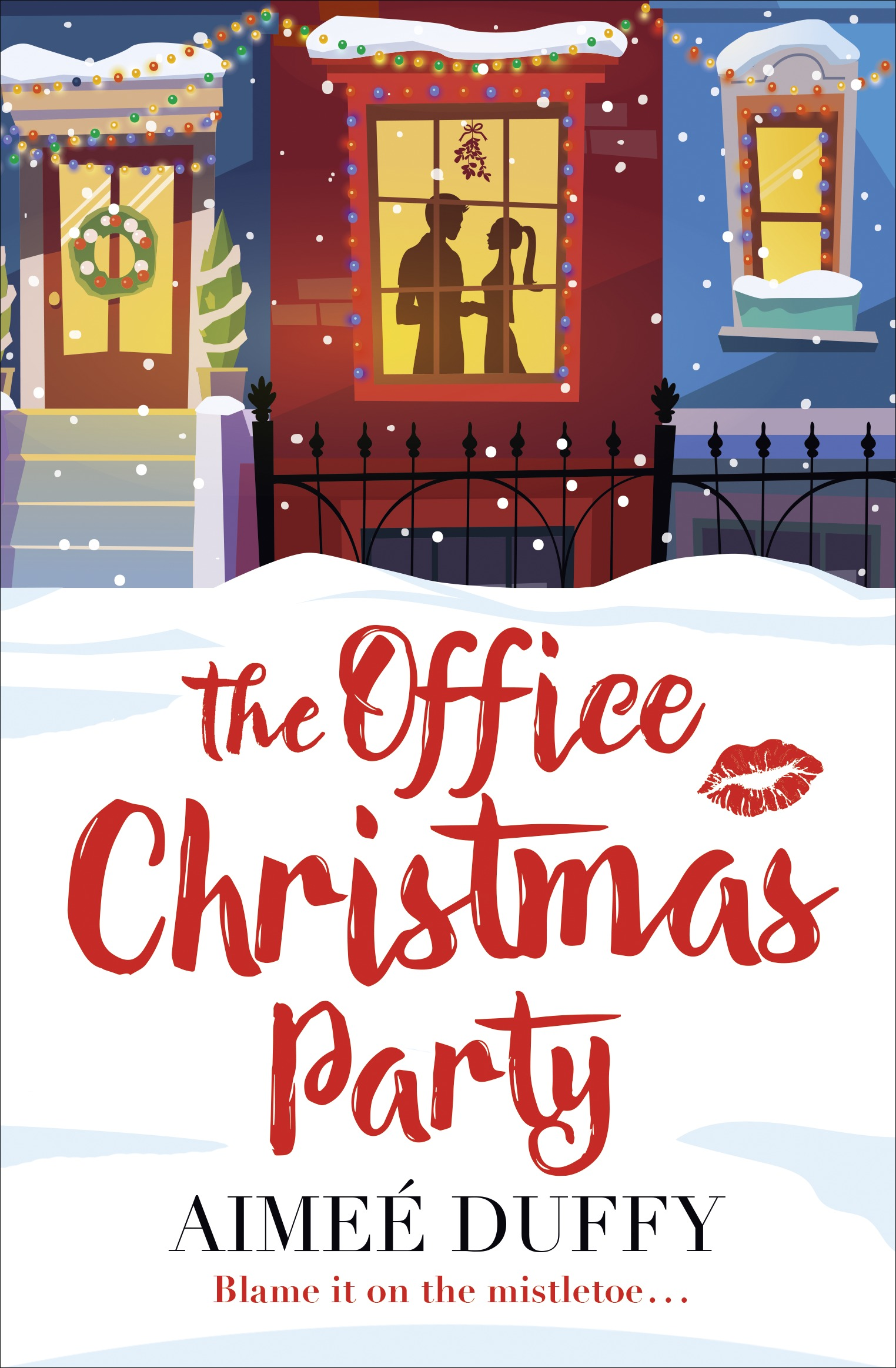 Aimee Duffy The Office Christmas Party:  fun, feel good  cracker   romance!