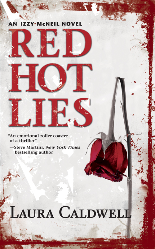 Laura Caldwell Red Hot Lies цена