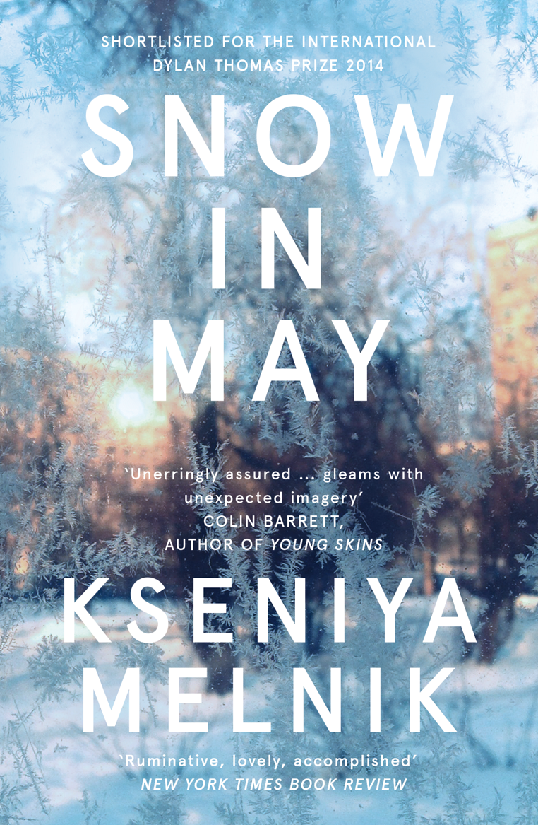 Kseniya Melnik Snow in May giorgio locatelli made in italy food and stories