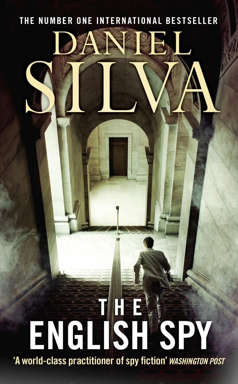 Daniel Silva The English Spy daniel silva the heist
