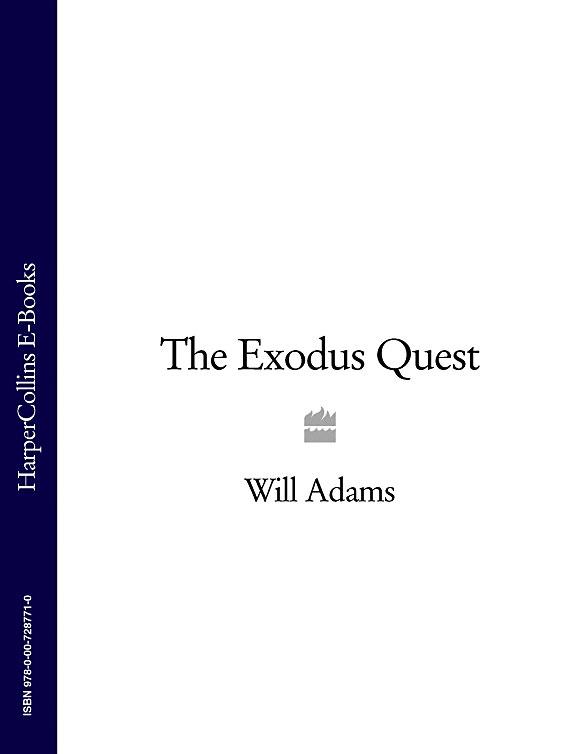 Will Adams The Exodus Quest the unicorn quest