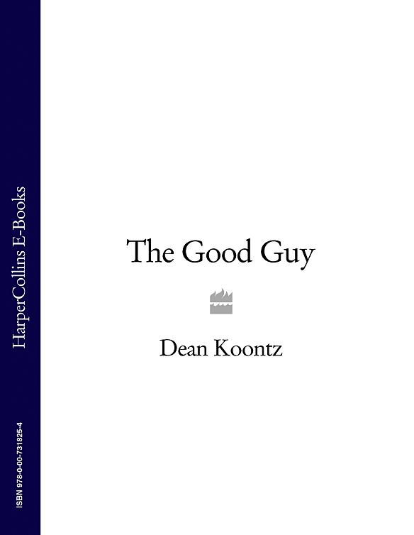 Dean Koontz The Good Guy koontz d the whispering room