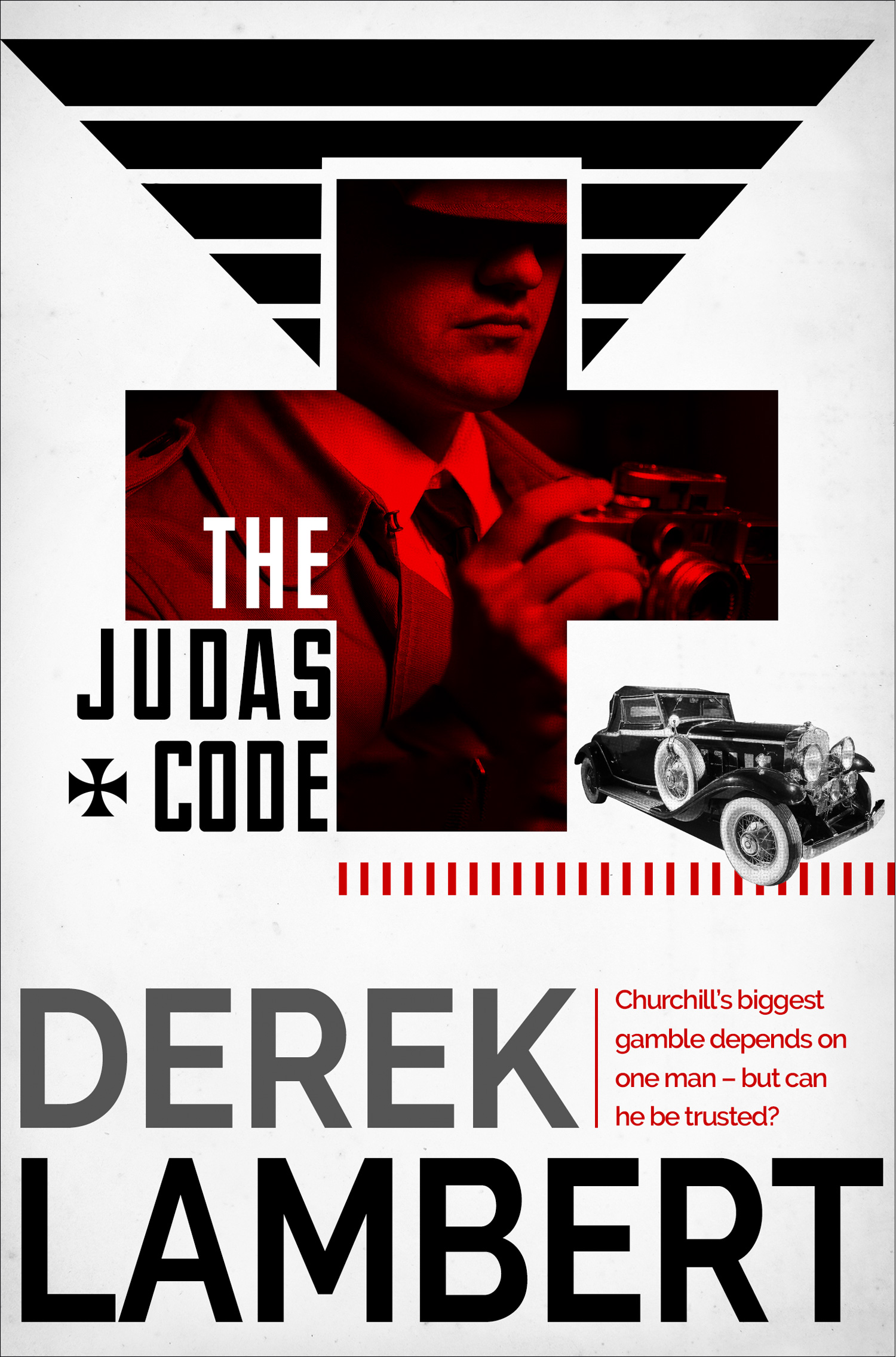 Derek Lambert The Judas Code
