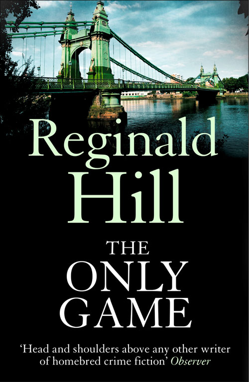 лучшая цена Reginald Hill The Only Game