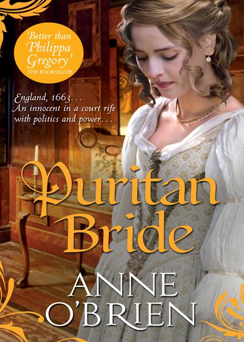 Anne O'Brien Puritan Bride