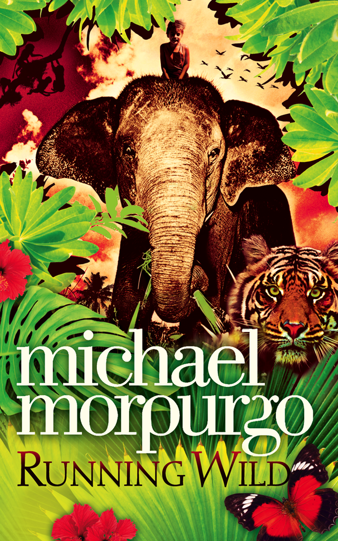 Michael Morpurgo Running Wild футболка running wild