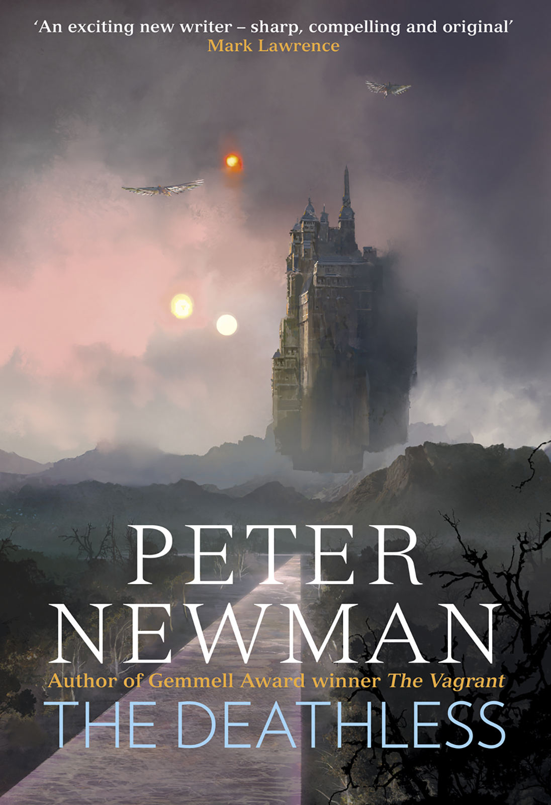 Peter Newman The Deathless newman w16 12v