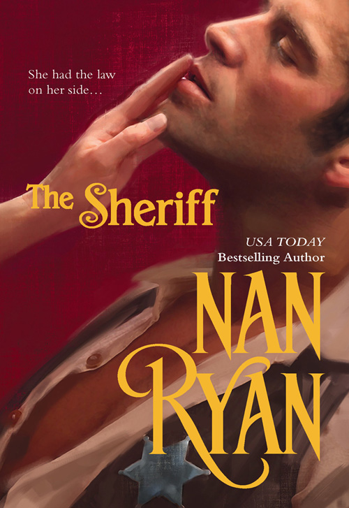 Nan Ryan The Sheriff nan ryan dearest enemy