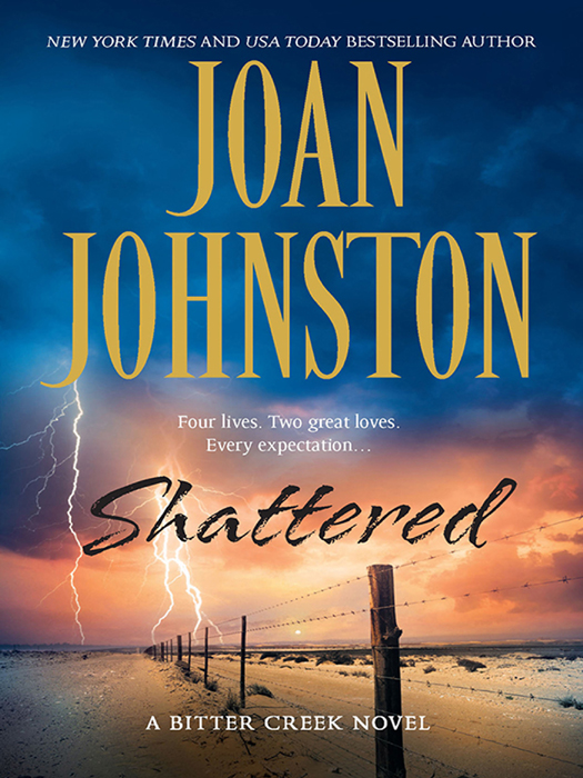 купить Joan Johnston Shattered онлайн