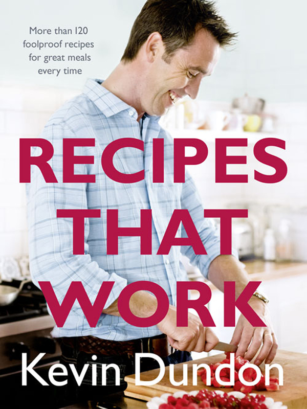 Kevin Dundon Recipes That Work