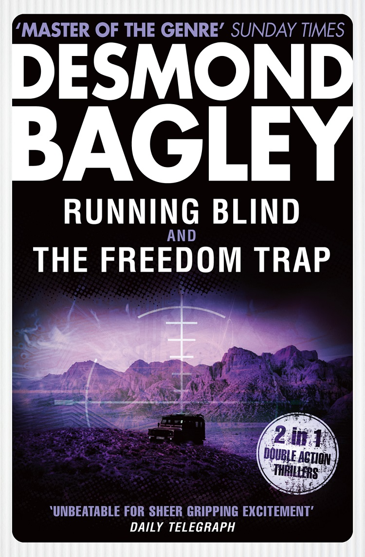 Desmond Bagley Running Blind / The Freedom Trap цена и фото
