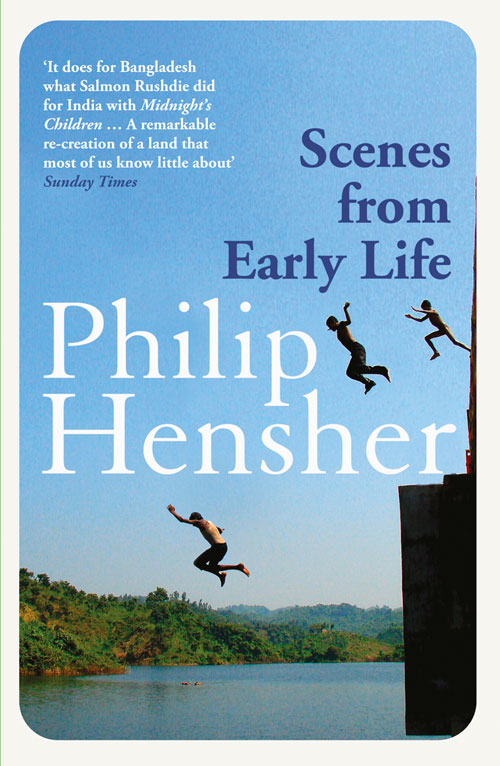 Philip Hensher Scenes from Early Life