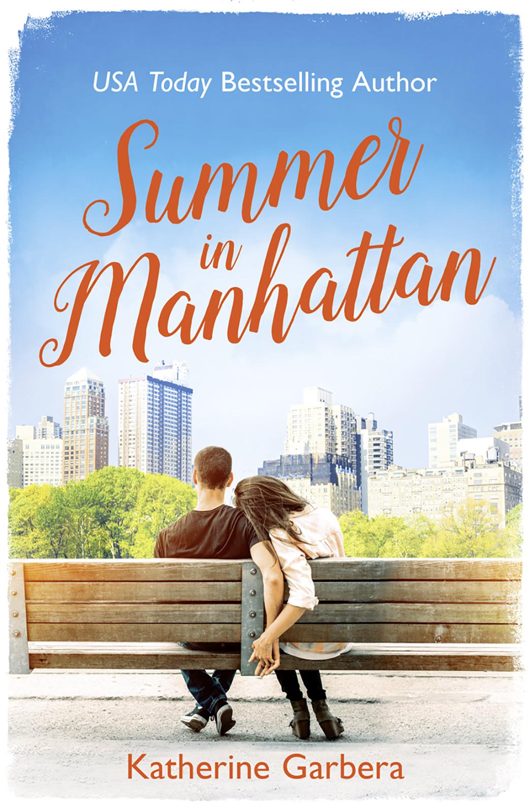 Katherine Garbera Summer in Manhattan katherine garbera sizzle