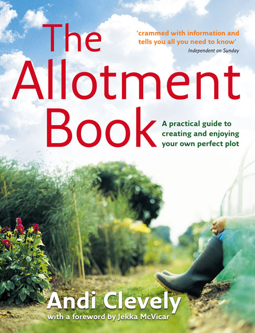 Andi Clevely The Allotment Book клатчи andi клатч