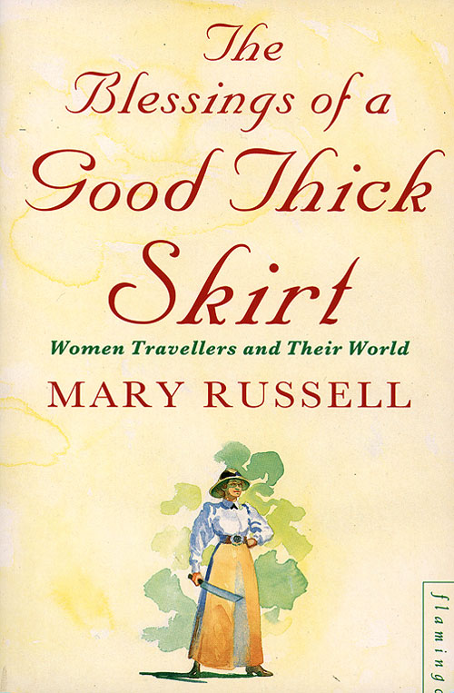 Mary Russell The Blessings of a Good Thick Skirt цены онлайн