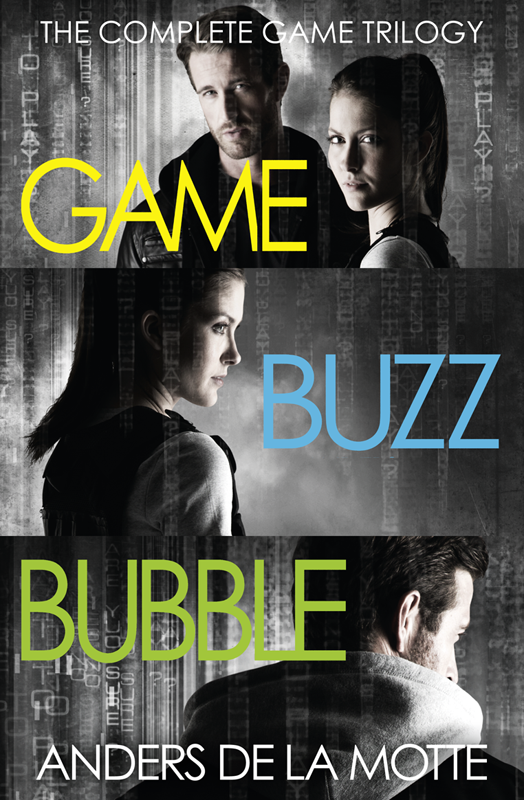 Литагент HarperCollins USD The Complete Game Trilogy: Game, Buzz, Bubble