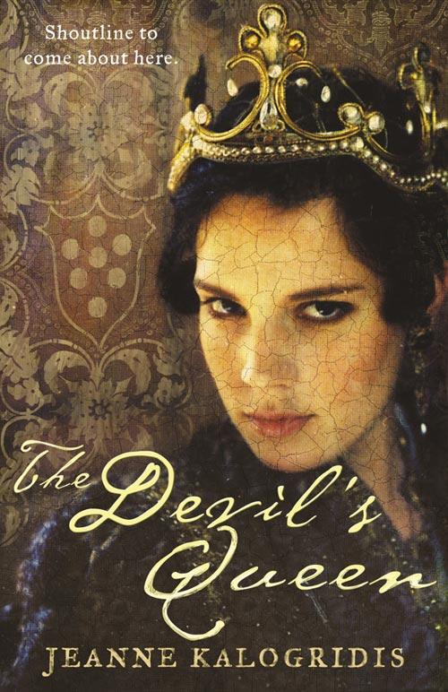 Jeanne Kalogridis The Devil's Queen jeanne kalogridis the devil's queen