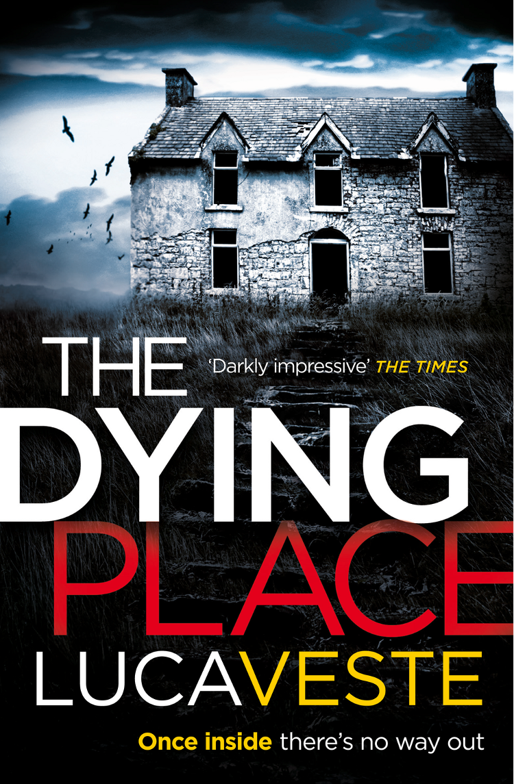 Luca Veste The Dying Place the high place
