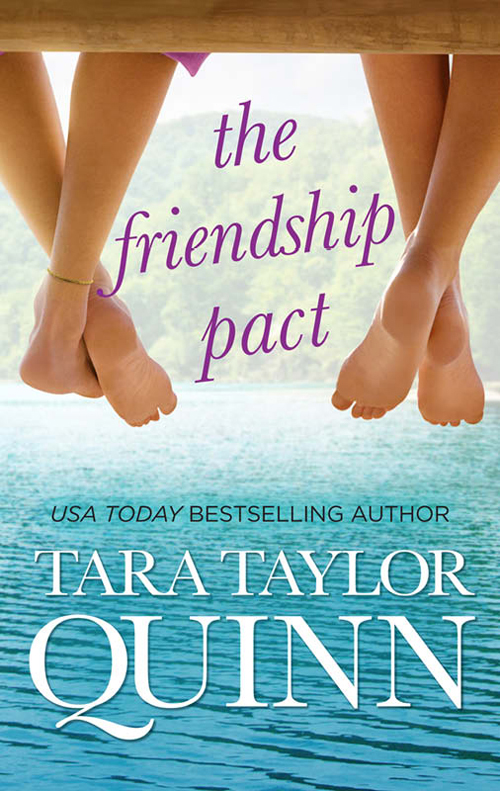 Tara Quinn Taylor The Friendship Pact the marriage pact