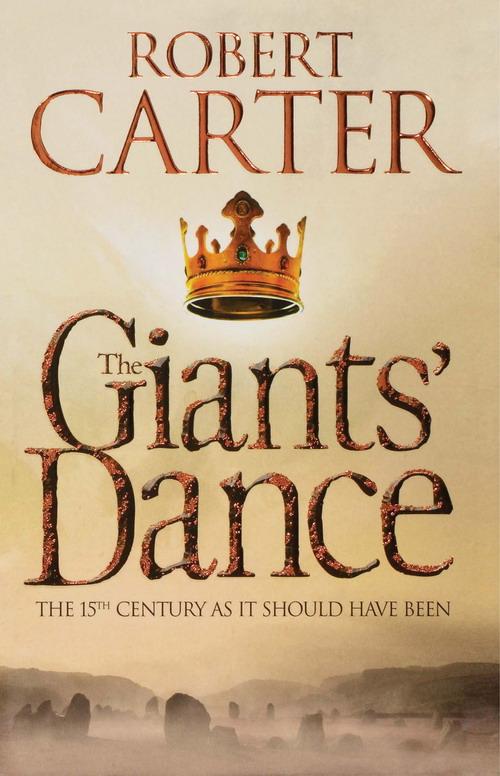Robert Carter The Giants' Dance