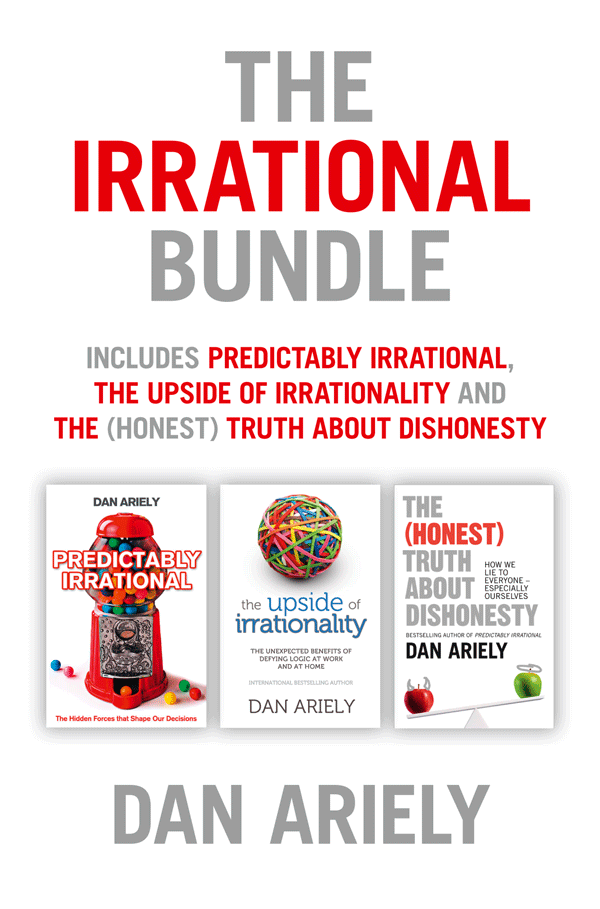 Dan Ariely The Irrational Bundle цена