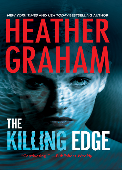 Heather Graham The Killing Edge copycat killing