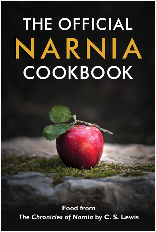 Литагент HarperCollins USD The Official Narnia Cookbook the coconut miracle cookbook