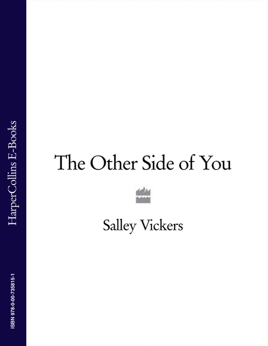 Salley Vickers The Other Side of You серьги other side of the rainbow 925