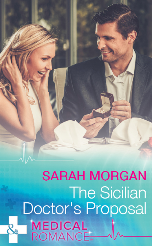 Sarah Morgan The Sicilian Doctor's Proposal kenzo брюки на резинке