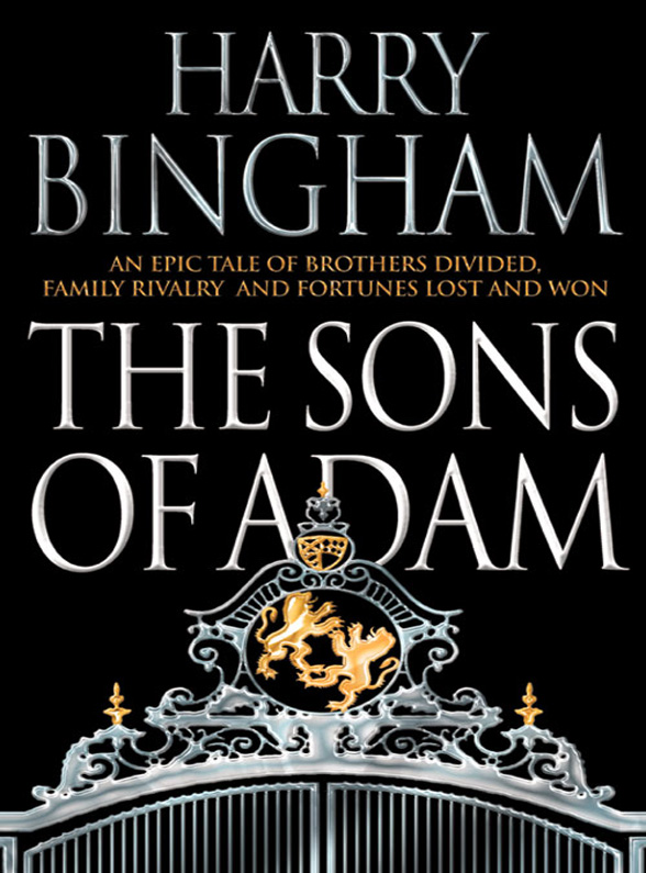 Harry Bingham The Sons of Adam sons of the east barcelona