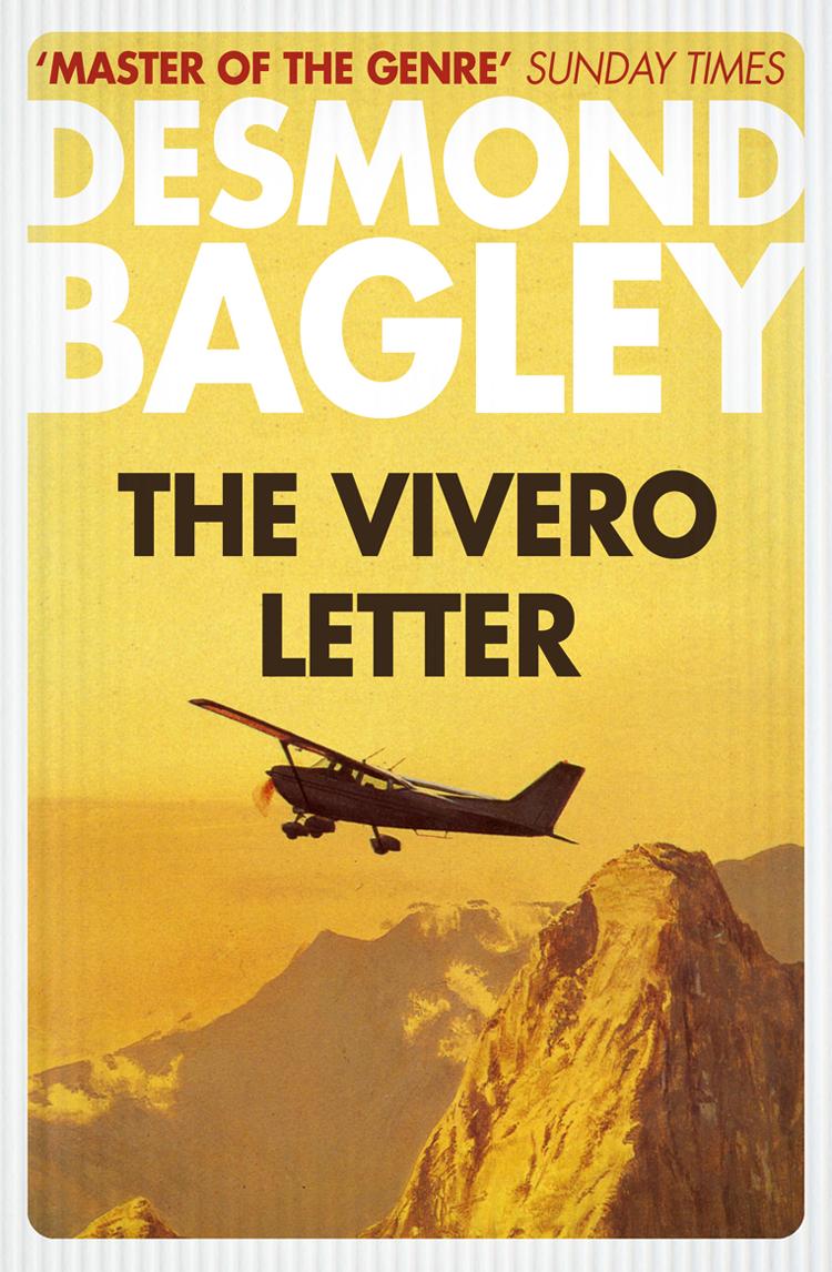 Desmond Bagley The Vivero Letter цена и фото