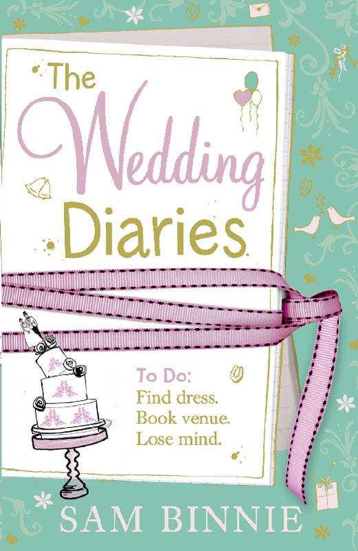 Sam Binnie The Wedding Diaries sam binnie the baby diaries