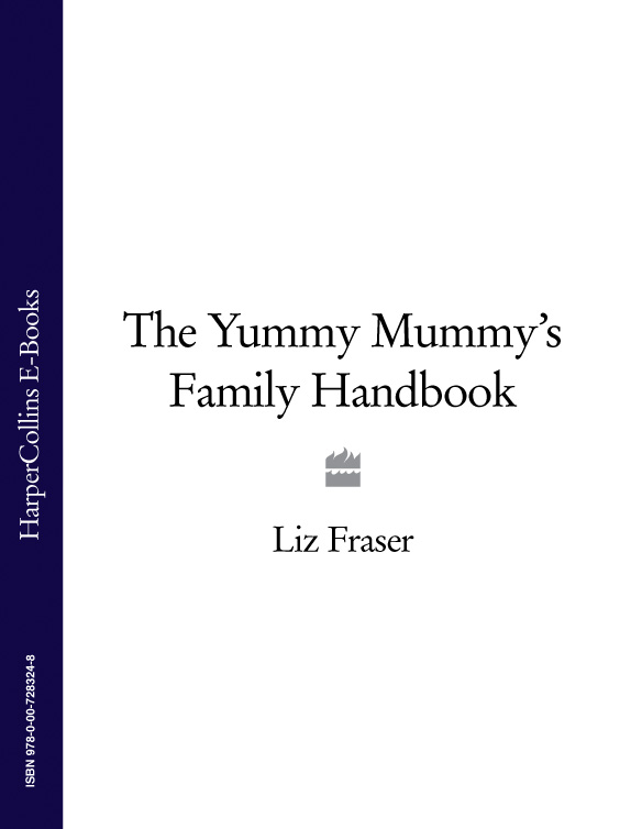 Liz Fraser The Yummy Mummy's Family Handbook