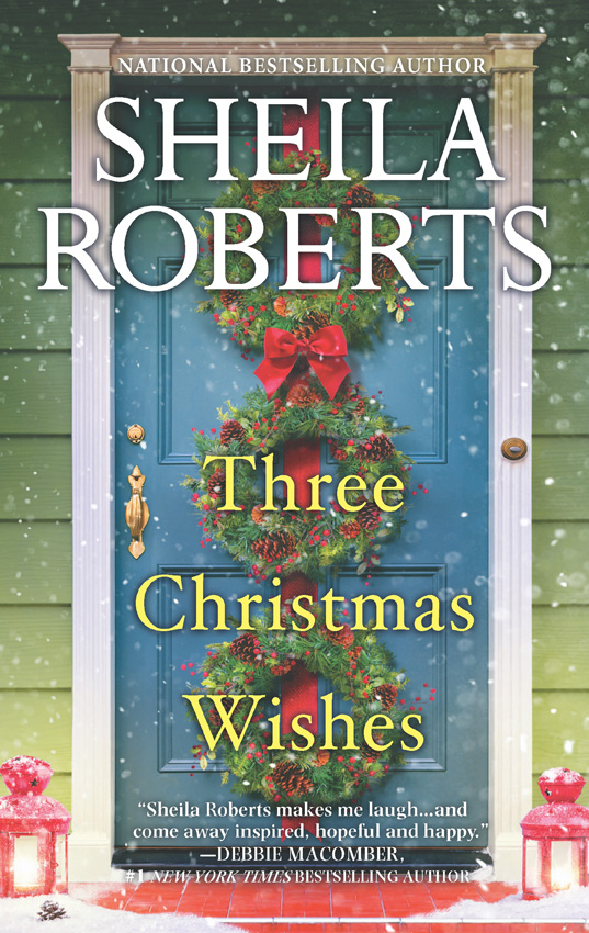 Sheila Roberts Three Christmas Wishes christmas wishes
